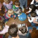 Atelier musique - Bricacouac - janvier