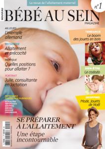 bebe au sein magazine n°1