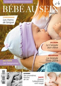 bebe au sein magazine n°4